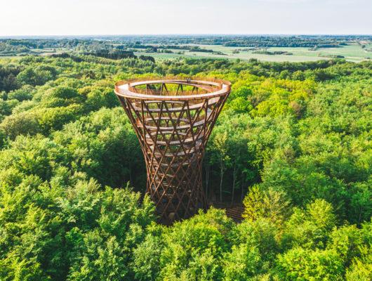 Camp Adventure - Skovtårnet